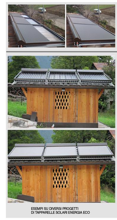 Protezione pannelli solari